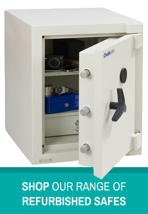 Shop Our Refurbished Safes Range