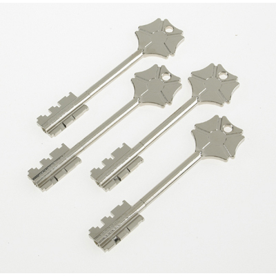 4 RKL FIXED KEYS (143-1163)