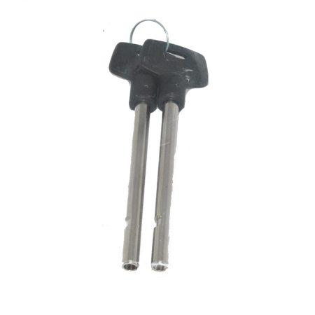 """La Gard 2270 Series 4"""" Keys (2 Pack)"""
