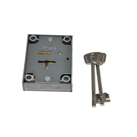 L3337  - 2802 7 LEVER SAFE LOCK 2KD