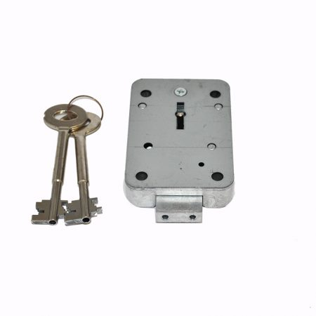 STUV LOCK WITH 2 X 95MM KEYS - 4.19.9264.3