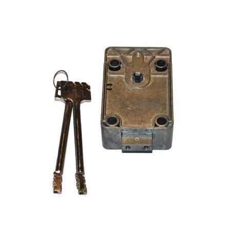 70040 VAROS LOCK WITH 2 X KEYS 120MM DIE-CAST (DSD120)