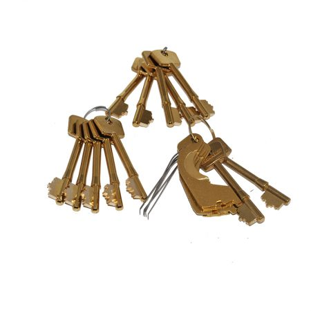 3G110 P12  LEVER PACK + 12 KEY