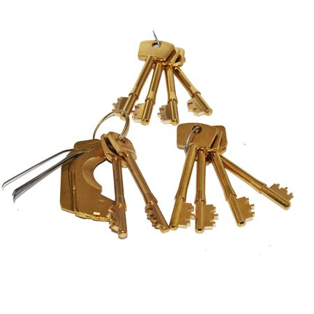 3G110 P10  LEVER PACK + 10 KEY