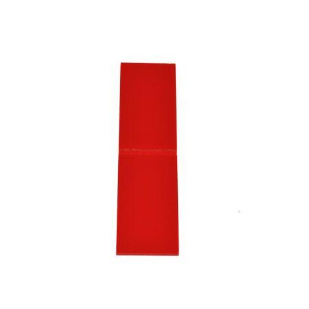 RED STRIP BREAK GLASS (FOR 1840 BOLT)
