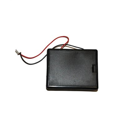 Alpha plus and Secureline Trend internal battery box